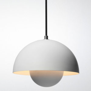 &Tradition - FlowerPot Pendant Lamp Light Matt Grey