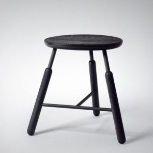 &Tradition - Raft Low Stool Black