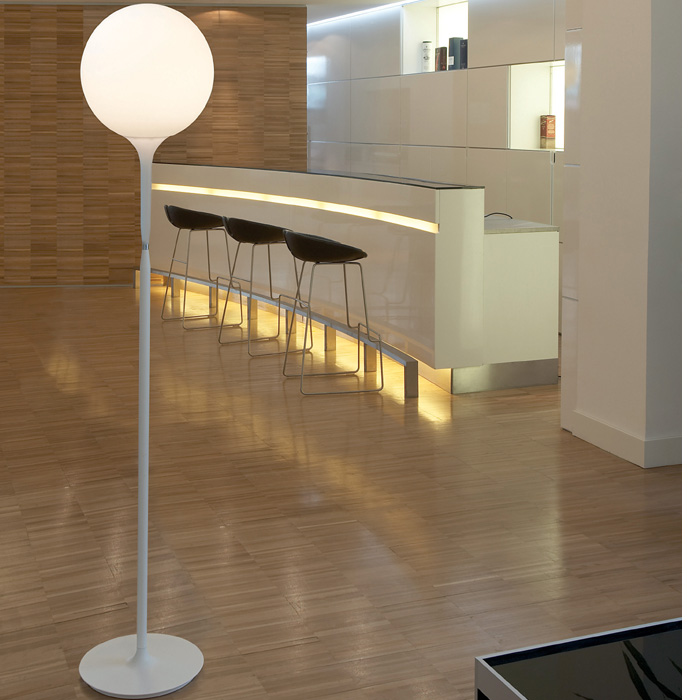 Artemide - Castore Floor Light 35cm