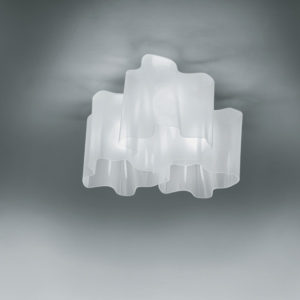 Artemide - Logico Soffitto 3x120 Ceiling Light
