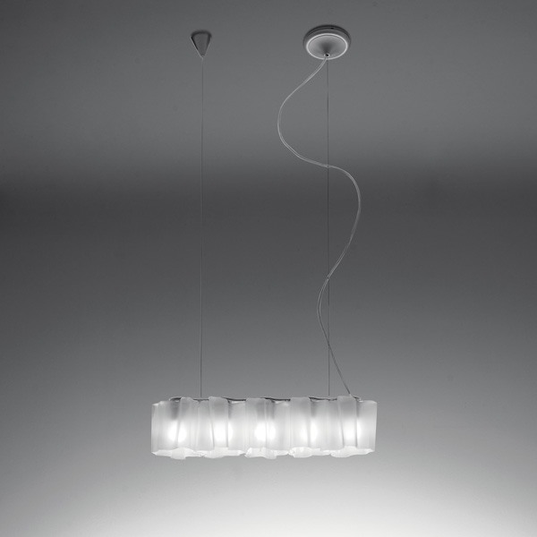 Artemide - Logico Nano 5 in Linea Suspension Light