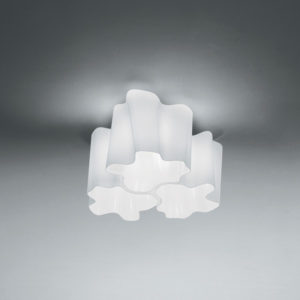 Artemide - Logico Soffitto Mini 3x120 Ceiling Light