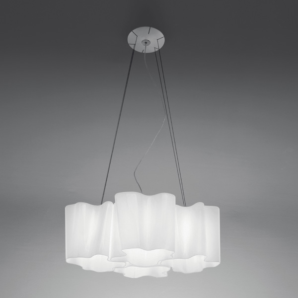 Artemide - Logico Mini 4x90 Suspension Light