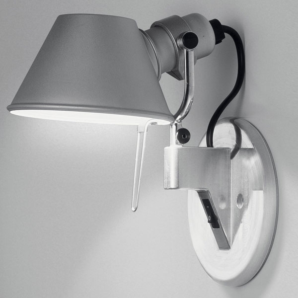 Artemide - Tolomeo Micro Wall Light with Switch