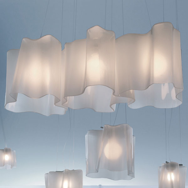 Artemide - Logico 3 in Linea Suspension Light