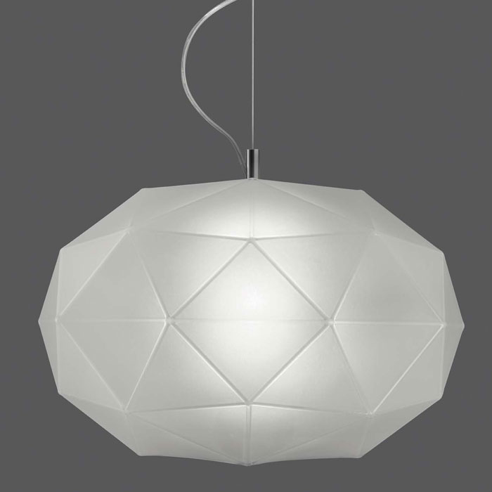 Artemide - Soffione 36 Suspension Light Fluorescent
