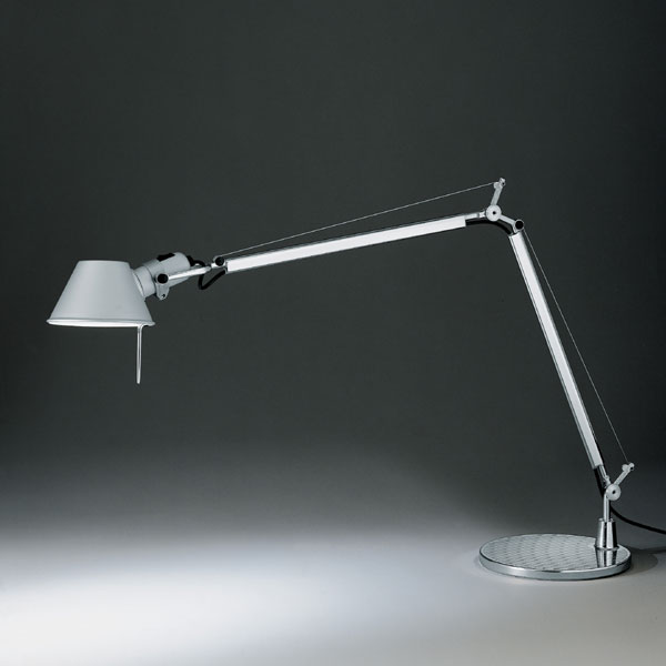 Artemide - Tolomeo Fluorescent Table Light