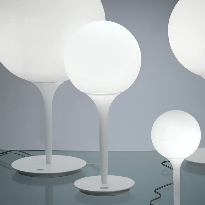 Artemide - Castore Table Light 25cm