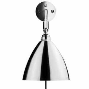 Bestlite - All Chrome BL7 Wall Light with Cable