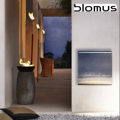 Blomus - Fuente Wall Water Fountain