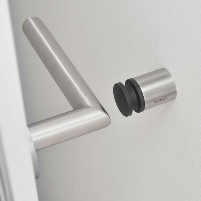 Blomus Entra Wall Mounted Door Stop 4cm