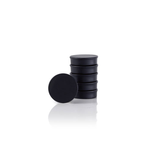 Blomus - Muro Magnets 2.5 cm Set Of 6 Black