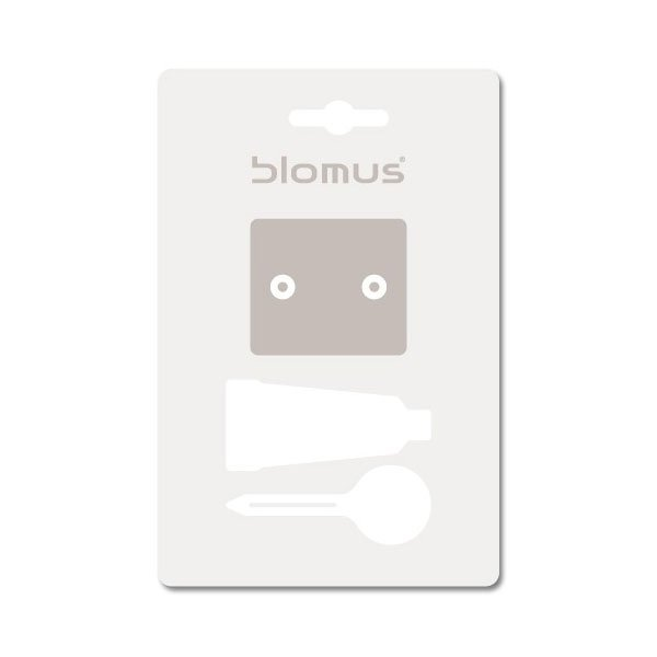 Blomus - Wall Mounting Kit for Sento Shelf and Twin Towel Rail ONLY