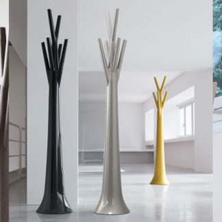 Bonaldo - Tree Clothes Stand - Gloss Lacquered