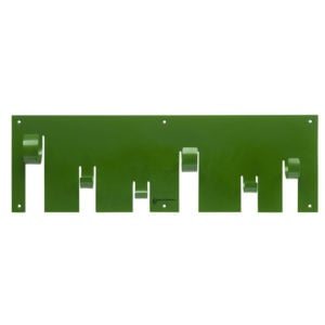 Born in Sweden - Coat Rack - Green