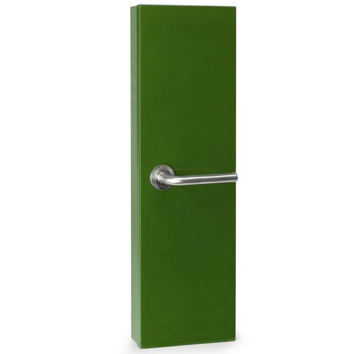 Born in Sweden - Key Cabinet - Green
