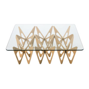 Zanotta - Butterfly Coffee Table (Rectangular)