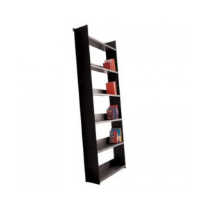 Danese Milano - Gran Livorno Wall Mounted Inclined Bookcase Black