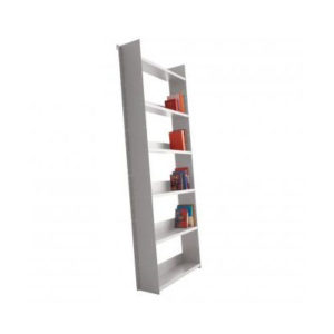 Danese Milano - Gran Livorno Wall Mounted Inclined Bookcase White