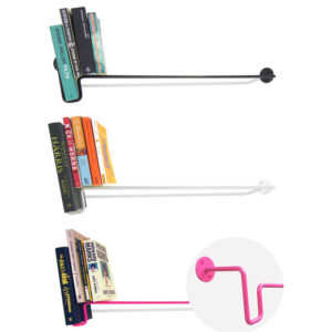 Deadgood - Max Lamb - Bookshelf - Hot Pink