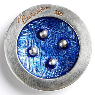 Design House Stockholm - Knapp Blue Cufflinks