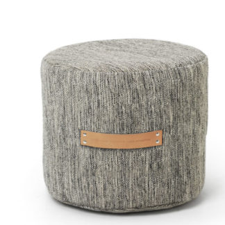 Design House Stockholm - Bjork Light Grey Low Stool