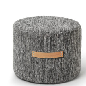Design House Stockholm - Bjork Dark Grey Low Stool