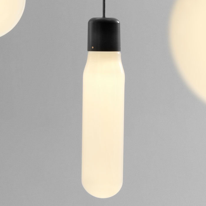 Design House Stockholm - Form Light Pendant Tube