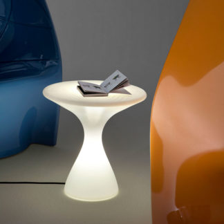 Driade Store - Miki Astori - Kissino  Fluoresent Light Table