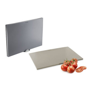 Eva Solo - Cutting Board Grey with Holder 3pcs Set
