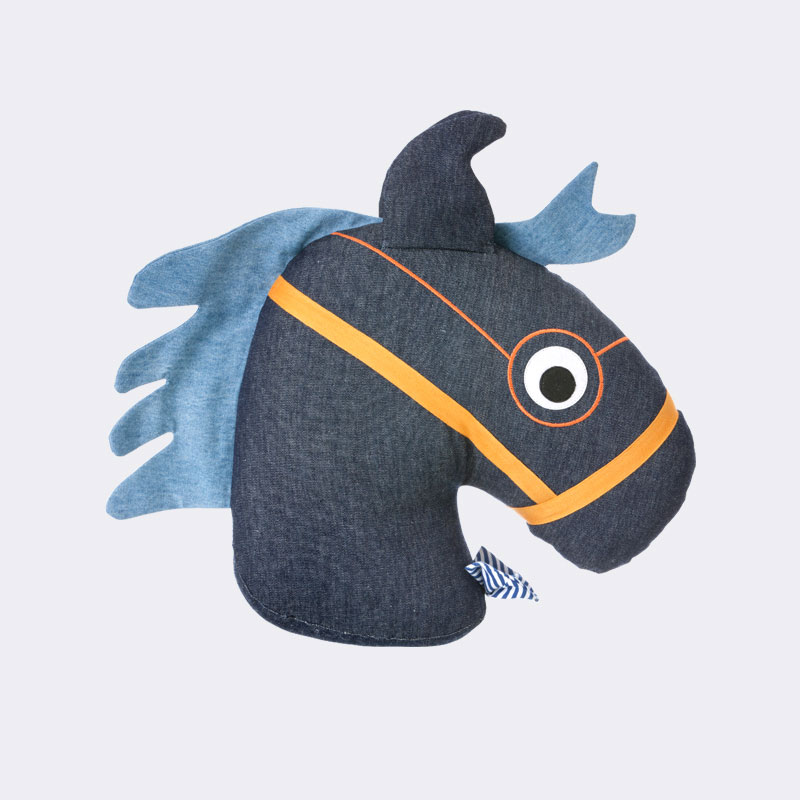 Ferm Living Kids - Horse Cushion