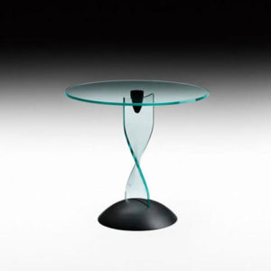 Fiam - Tea for Two Side Table Black