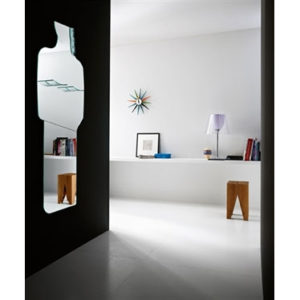 Fiam - Anna Mirror with Shelves 160cm