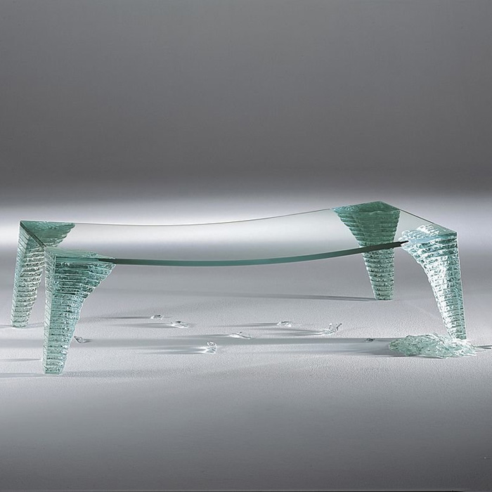 Fiam - Atlas Coffee Table