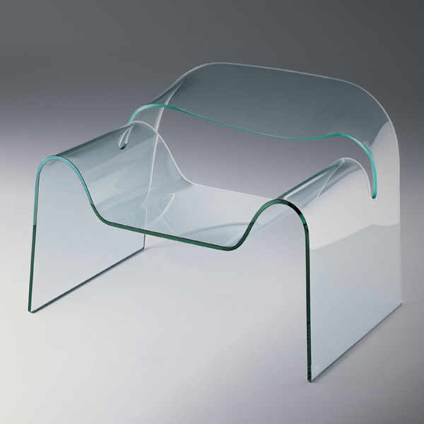 Fiam Glass Ghost Chair Panik Design