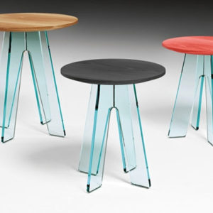 Livit by Fiam - Ovidio Side Table 45cm