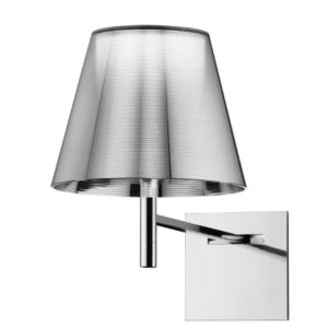 Flos - Philippe Starck - Ktribe Wall Light Silver