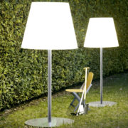 Fontana Arte - Amax Outdoor Floor Light Large