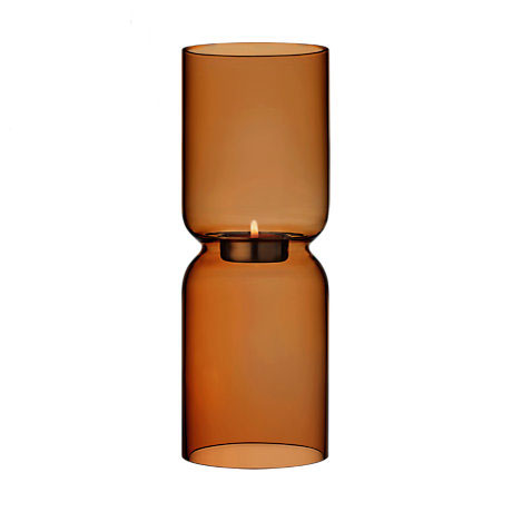 Iittala - Harri Koskinen - Copper Lantern Tealight Holder 25cm