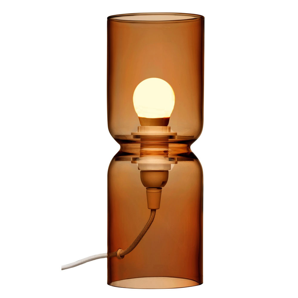Iittala - Lantern Table Light Copper 25cm