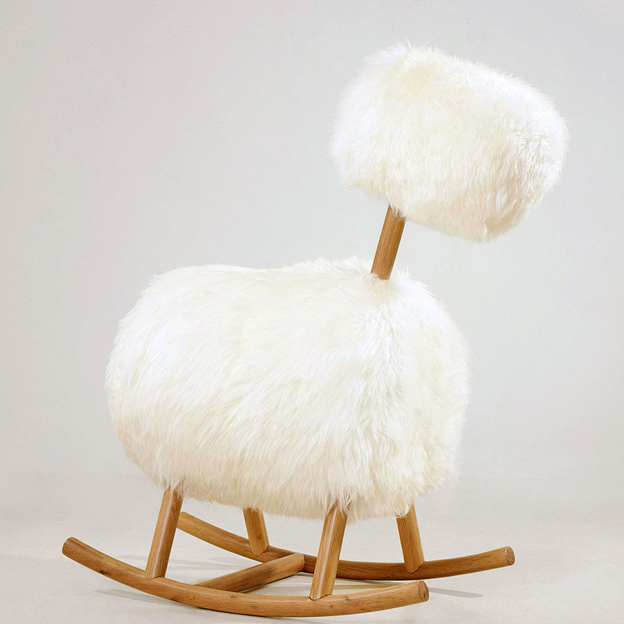 Innermost - Hiho Sheepskin Rocker