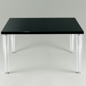 Kartell - Glass Top Top Table