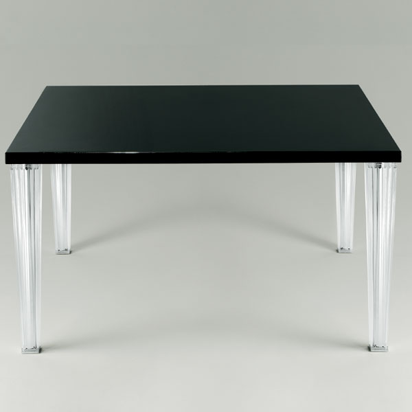 Kartell - Glass Top Top Table | Panik Design