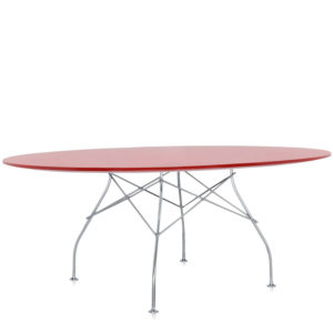 Kartell - Antonio Citterio - Oval Glossy Table