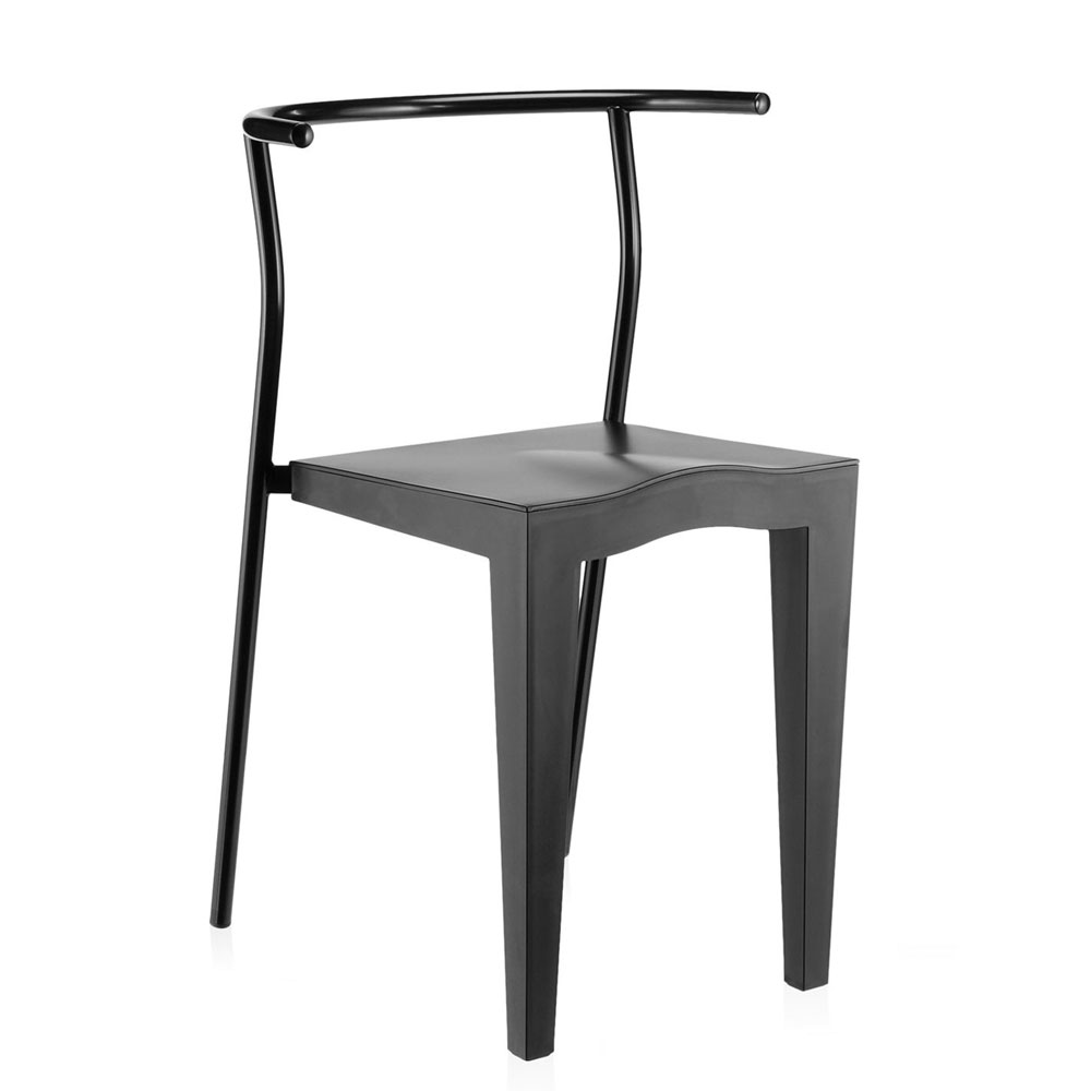 Kartell Philippe Starck Dr. Glob Stacking Chair Set Of 2