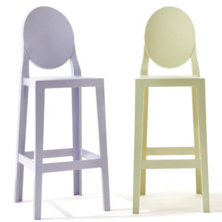 Kartell One More Stool by Philippe Starck