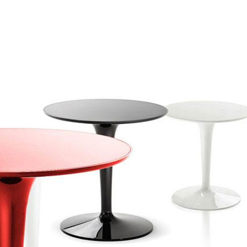 Kartell - Philippe Starck - Tip Top Mono Side Table | Panik Design