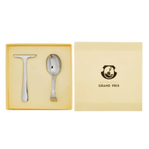 Kay Bojesen - Grand Prix Child's Cutlery 2pcs Set 1938 Polished