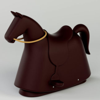 Magis Rocky Rocking Horse Brown
