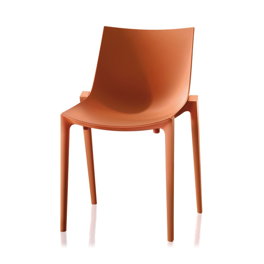 Magis philippe starck zartan basic chair 4pcs set panik design for Philippe starck chair
